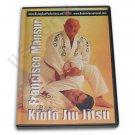 VD6082A  Kioto Brazilian Jiu Jitsu Submission DVD Master Mansur M-0140 locks counters
