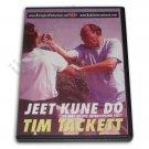 VD6084A  Bruce Lee Jeet Kune Do Way Intercepting Fist Jun Fan DVD Tim Tackett RS-0461 JKD