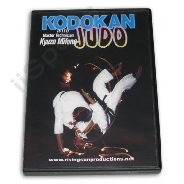 VD6090A  Kodokan Judo Grappling Kyuzo Mifune Training DVD MMA Old Footage B/W 2hrs bjj