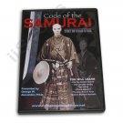 VD6150A  Code of Japanese Samurai DVD George Alexander Sword Bushido 47 Ronin Iai New
