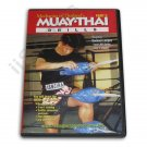 VD6520A  Mechanics Muay Thai Kickboxing #3 Blocking Drills DVD Saekson Janijira RS61S