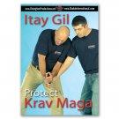 VD6944A   Protect Krav Maga DVD knife gun attacks IDF Itay Gil martial arts training New!