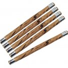 "WF0112A  Filipino Martial Arts Escrima Kali Arnis Burned Rattan 12"" Palm Short Stick daga"