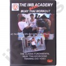 VO2531A-DVD  Richard Bustillo IMB Academy Muay Thai Kickboxing Boxing DVD #3 NEW jun fan