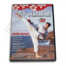 VD6781A  Secrets Championship Karate Kihon Pinon Kata Forms Basics DVD WKF women girls
