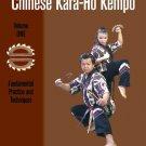 BU2650A Chinese Kara Ho Kempo #1 Street Grappling Weapons Attacks Book Sam Kuoha