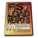 VD6663A  Fist Load Hand Held Martial Arts Karate Kung Fu Weapons DVD Sid Campbell yawara