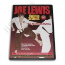 VD6752A Joe Lewis Karate Systems Inside Contact Fighting Techniques #17 DVD JL17