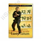 VD6924A Larry Tatum Free Style DVD hawaiian kenpo karate ed parker kempo martial arts