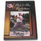 VD6935A  Whip Blocks Strikes Combos DVD Woodward Filipino Martial Arts Kali Escrima Arnis