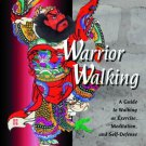 BU1550A Warrior Walking Self Defense Book Josh Holzer karate yoga qigong martial arts