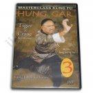 VD7045A Hung Gar Tiger Crane Kung Fu #3 Kung Ji Fook Kuen DVD Seng Jeorng Au tempting