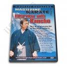 VD6630A Mastering Karate #8 InterviewMaster Hirokazu  Kanazawa DVD RS 170 jka budo shotokan