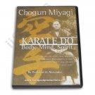 VD6716A Chogun Miyagi Okinawan Goju Ryu Karate Do DVD George Alexander Miyazato Eichi