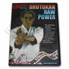 VD6724A Legends Shotokan Raw Power DVD Japan Karate O'Neil Cattle Brennan Hall Godfry
