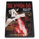 VD6747A Mastering Tae Kwon Do Advanced Black Belt Patterns DVD Jong Soo Park taekwondo