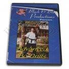VD6899A Karate Bo Staff Speed Timing Power Control Drills DVD Casey Mark women girls martial arts