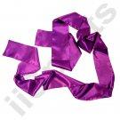 UC9000A-PUR Purple Chinese Kung Fu Pa Kua Wing Chun Tai Chi Martial Arts Satin Sash Belt gung