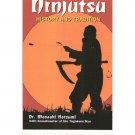 BU1050A Ninjutsu History Tradition Book Masaaki Hatsumi Japanese ninja togakure OOP Rare