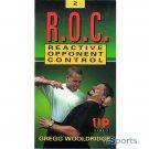 VU1361A R.O.C. Self Defense Reactive Opponent Control #2 VHS Video Woolridge Martial Arts headbutts