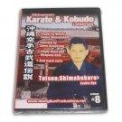 VD6965A   Okinawan Isshin Ryu Karate Kobudo Legends #8 DVD Tatsuo Shimabukuro RS0614 RARE!