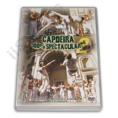 VD6058A  Brazilian Jungle Capoeira 100% Spectacular #2 DVD Sabia Boneco #IF-92-154 mma