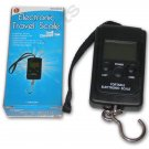 XP9977A-C   Compact Hanging Fishing Backpacking Hunting Camping Travel Luggage LCD Digital Scale