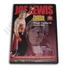 VD6750A Joe Lewis Karate Martial Arts Contact Fighting Weight Training #15 DVD JL15