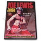 VD6740A Joe Lewis Full Contact Karate Fighting Endurance Workout 1#11 DVD JL11 new FS