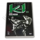 VD6032A K-1 III Kick Boxing Tournament DVD #IF-130-167 K1 European mma fighting france