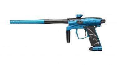XP7810C-TB D3FY D3S Electronic Spool Valve Paintball Gun TEAL / BLACK mini invert style