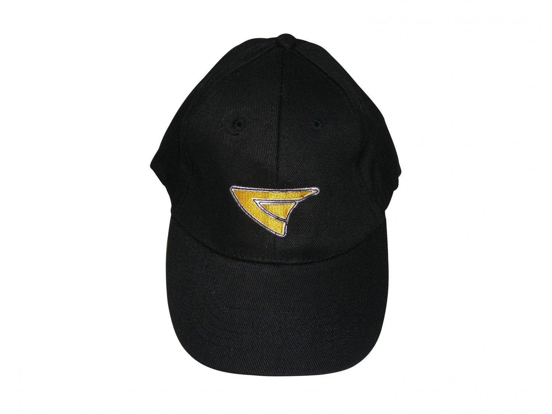 AC5317A Black Empire Paintball Twill Flexfit Cap Hat Miami Effect Small Medium