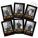 VT0600P-DVD  Jerry Poteet Martial Arts Jeet Kune Do Bruce Lee Jun Fan 6 DVD Training Set