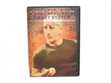 VT1151A-DVD  Barry Cuda Prison Secret Knife Blade Smart System DVD military self defense