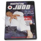 VD6870A 2007 Mastering Judo #9 Okada Sensei Ne Waza Groundfighting Clinic DVD grappling