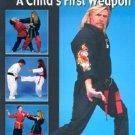 BU2680A Confidence: A Child's First Weapon book Larry Tatum kenpo karate