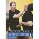 BU2900A Explosive Combat Wing Chun #1 book Alan Lamb street survival