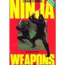 BU1080A Traditional Ninja Weapons book Charles Daniel secret Japanese