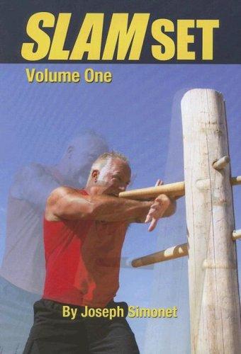 BU1630A  Slam Set #1 American Martial Arts Book - Joseph Simonet