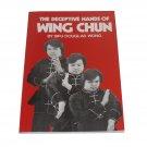 BU2010A  Deceptive Hands Wing Chun - Douglas Wong chinese kung fu