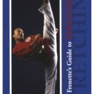 BU4200A  Jean Frenette's Complete Guide Stretching Book martial arts