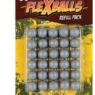 YK2006A  30 .50 caliber Gel Reusable Paintballs zball splatmaster reball