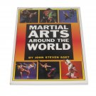 BU1400A Martial Arts Around World #1 Book J. Soet grappling nhb mma karate kung fu