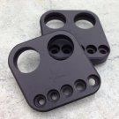 XP6482A RTR Knuckle 12 Gram CO2 cartridge Holder stock pump gun paintball play grip