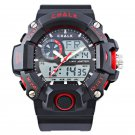 AW0100A-RE CHALK Velocity Vermilion V Sports Watch RED paintball mma bjj 52mm