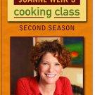 Z0160  Joanne Weir Cooking Second Season 4 DVD Set San Francisco 26 episodes pbs tv NEW
