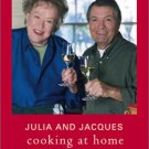 Z0402  Julia Child & Jacques Pepin Cooking at Home 4 DVD Set pbs