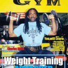 VD6180A  Weight Strength Training Gold's Gym #3 Advanced DVD Charles Glass bodybuilding