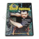VD6540A  Brazilian Jungle Knife Blade Fighting Self Defense DVD Antonio Flavio Testa
