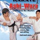 VD6631A Mastering Karate #2 Ashi Waza DVD Hirozaku Kanazawa RS164 kicking stances